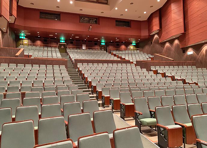 劇場ホール